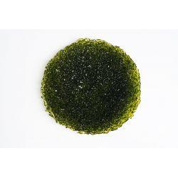 Patera zgrzewana fi 23 cm zieleń oliwkowa jasna nasycona granulat mieszany