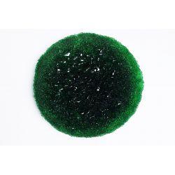 Patera zgrzewana fi 32 cm zieleń nasycona