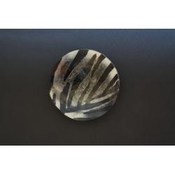 Patera Zebra - średnica 23 cm