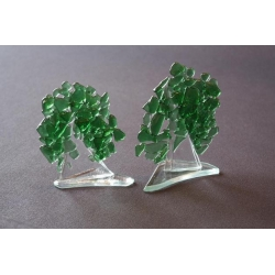 Statuette Green Tree – small granulate 12 cm