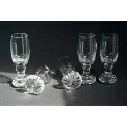 Kryształowy Kieliszek Wino 14 cm
